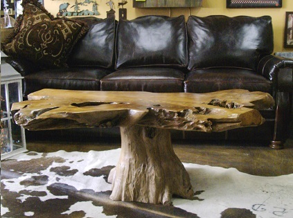Natural Abaca And Teak Tropical Hardwood Coffee Table On Sale 549
