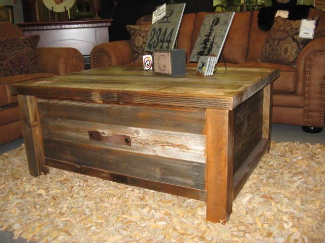 coffee table chest. barn wood trunks chests steamer trunk trunk