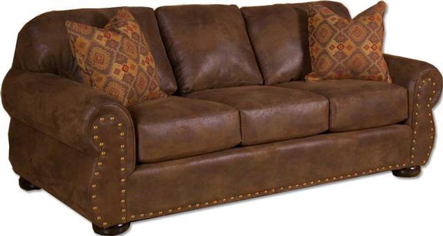 Rustic Sofa Beds Rustic Sofa Sleeper Lincoln Log Cabin In