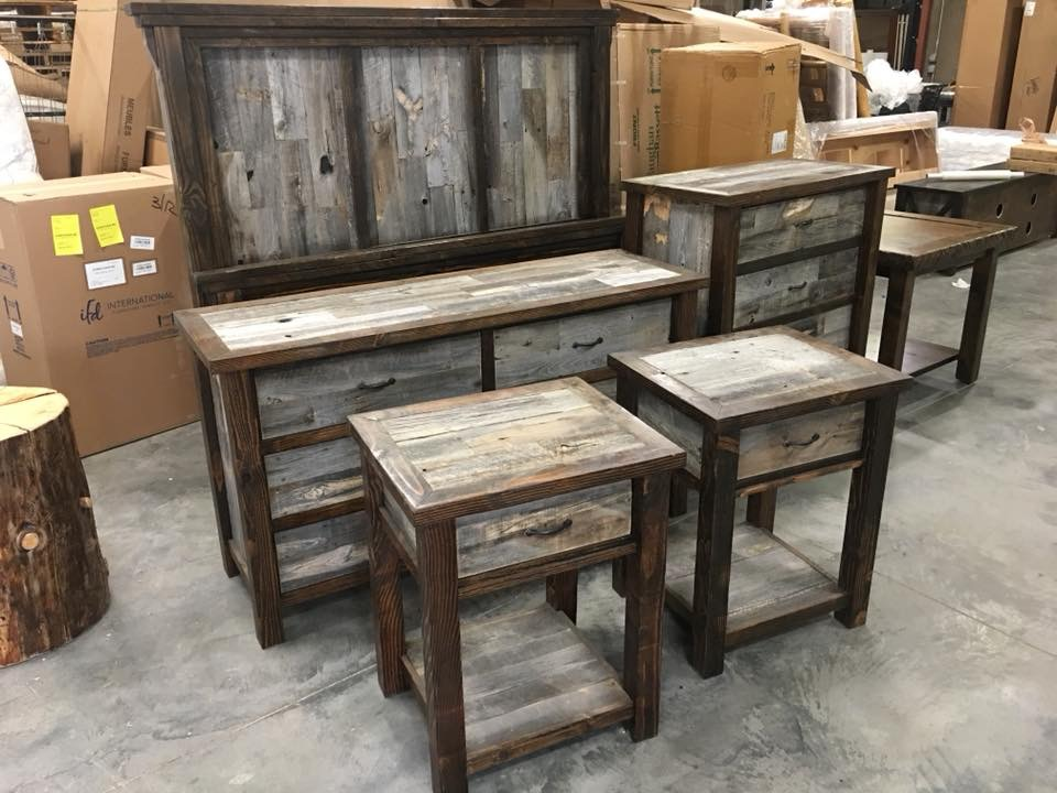 Bradley S Furniture Etc Utah Rustic Bedroom Furniture
