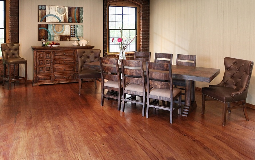 1020 Terra Rustic Dining Table