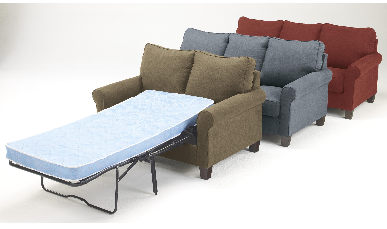 Benchcraft Rustic Fabric Sofas