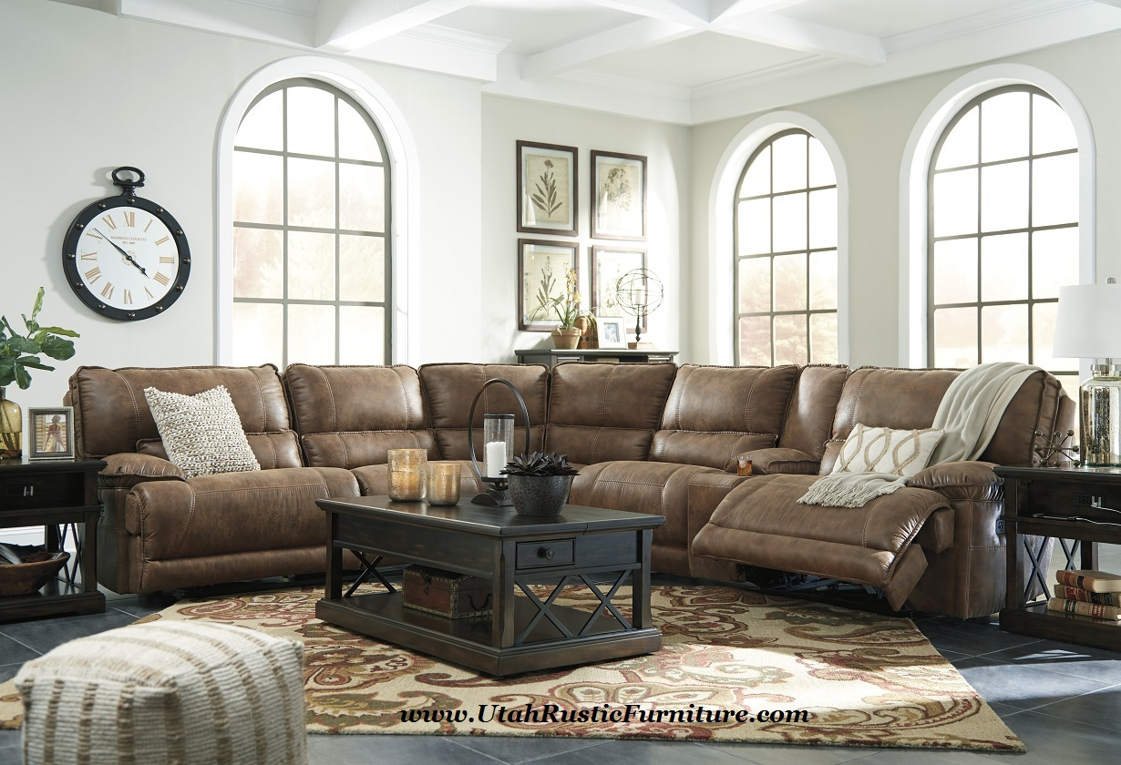 - Bradley's Furniture Etc. - Rustic Reclining Sofas And Recliners