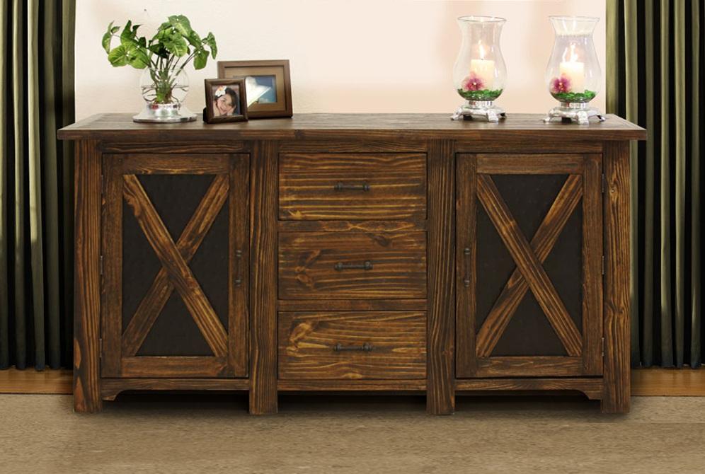 Utah Rustic Furniture, Rustic Furniture Tv Stand