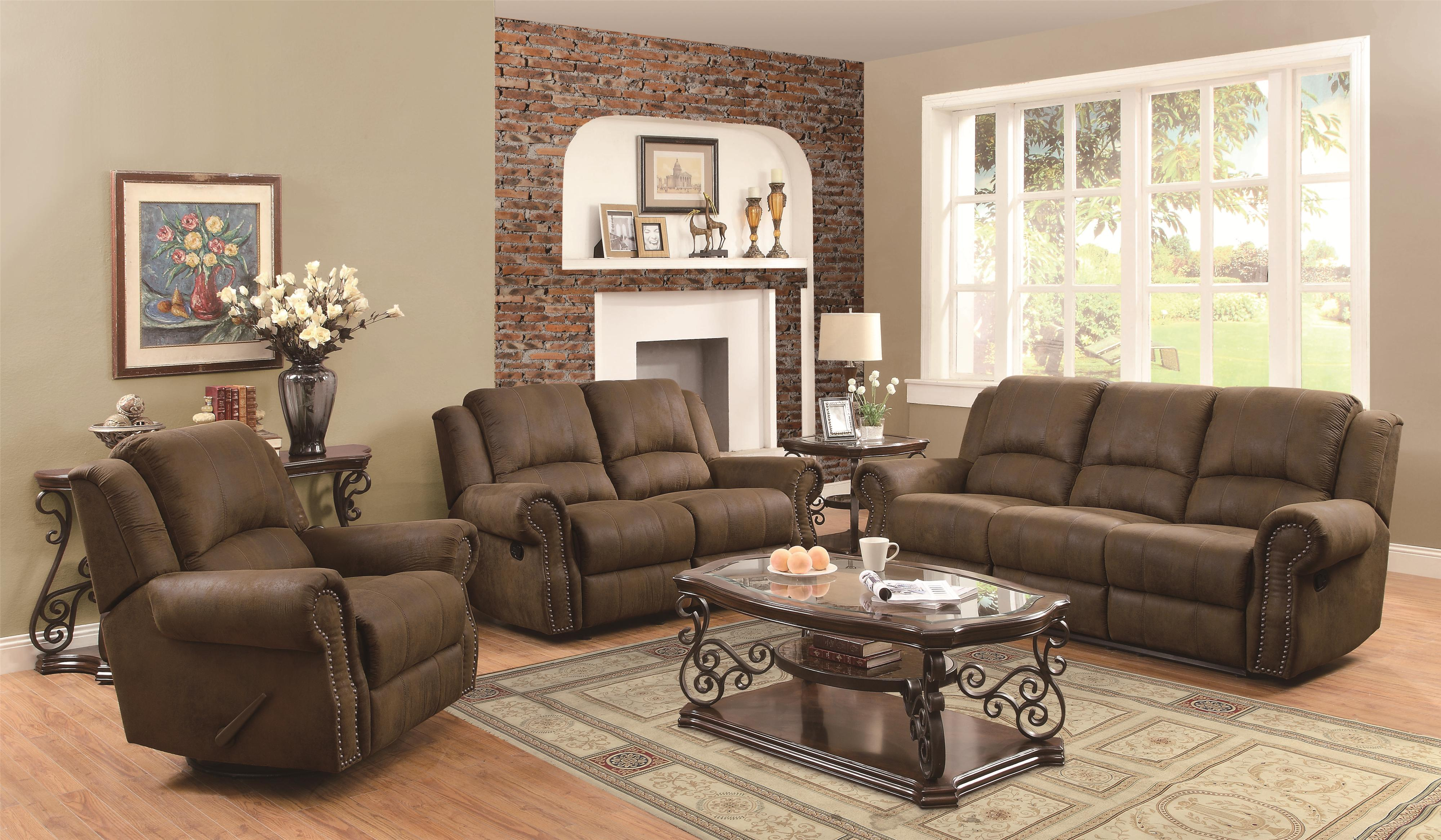 Bradley s Furniture Etc Rustic Reclining Sofas and Recliners