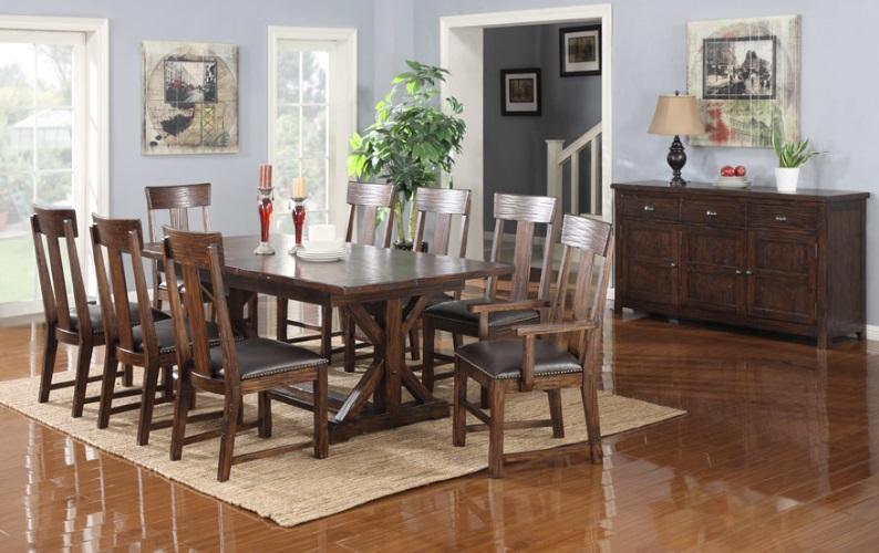 108 dining table - dining tables 108 Inch Dining Table