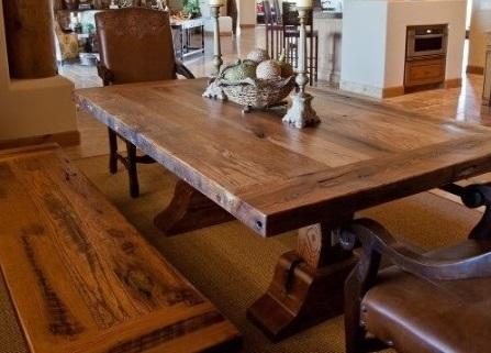 Bradley S Furniture Etc Utah Rustic Dining