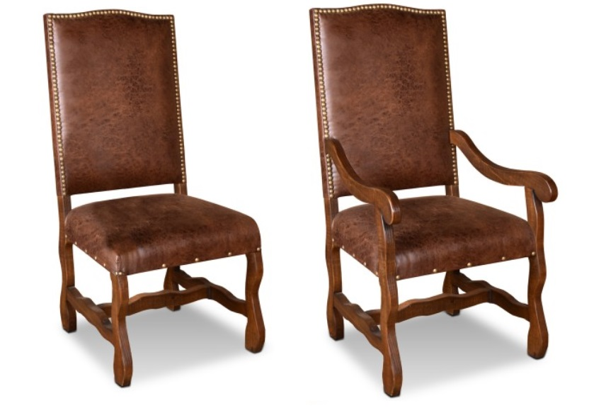 Rustic Dining Chair Chairs Seating