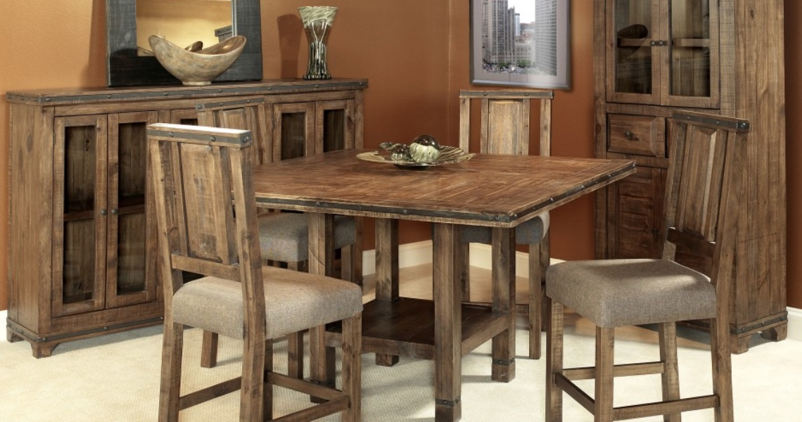 Westwood Solid Wood 55 Console