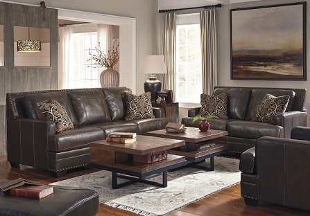 Utah Rustic Living Room Furniture